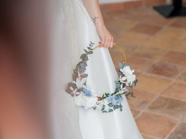 La boda de Sergio y Cristina en Pastrana, Guadalajara 17