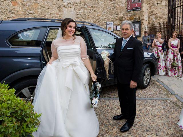 La boda de Sergio y Cristina en Pastrana, Guadalajara 20