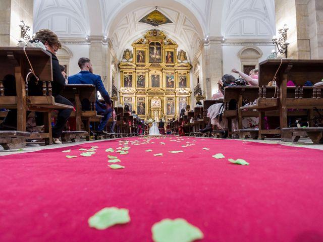 La boda de Sergio y Cristina en Pastrana, Guadalajara 21