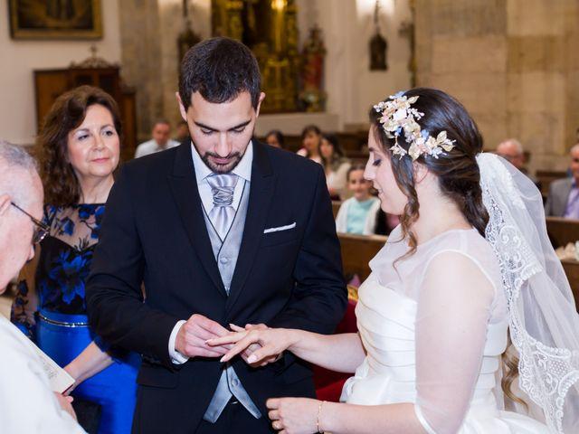 La boda de Sergio y Cristina en Pastrana, Guadalajara 22