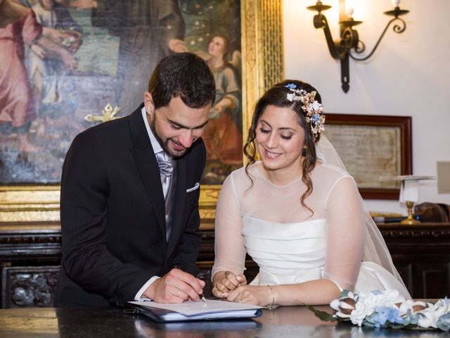 La boda de Sergio y Cristina en Pastrana, Guadalajara 25