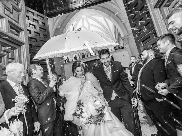 La boda de Sergio y Cristina en Pastrana, Guadalajara 26