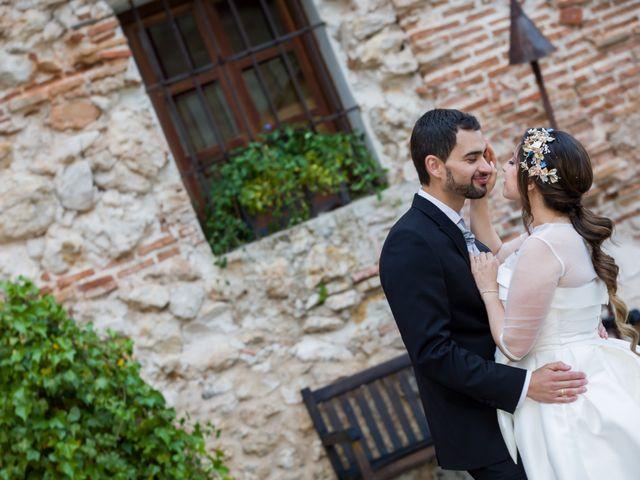 La boda de Sergio y Cristina en Pastrana, Guadalajara 29