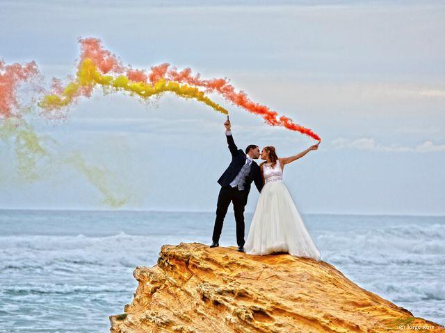 La boda de Maitane y Gonzalo