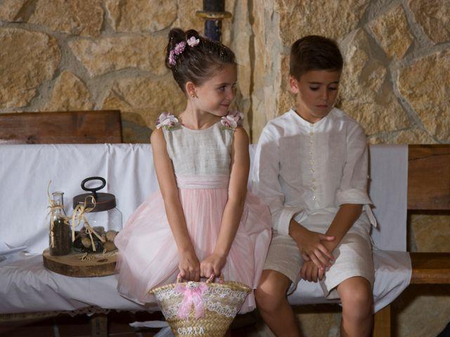 La boda de Gonzalo y Maitane en Calahorra De Boedo, Palencia 16