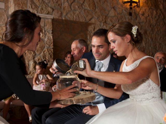 La boda de Gonzalo y Maitane en Calahorra De Boedo, Palencia 17