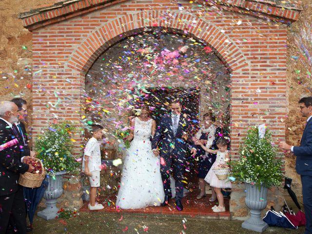 La boda de Gonzalo y Maitane en Calahorra De Boedo, Palencia 18
