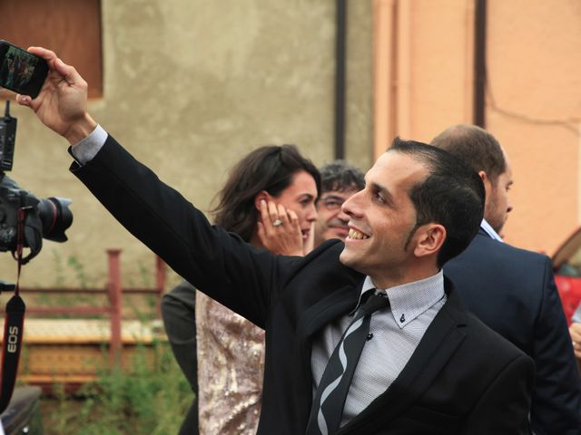 La boda de Gonzalo y Maitane en Calahorra De Boedo, Palencia 21