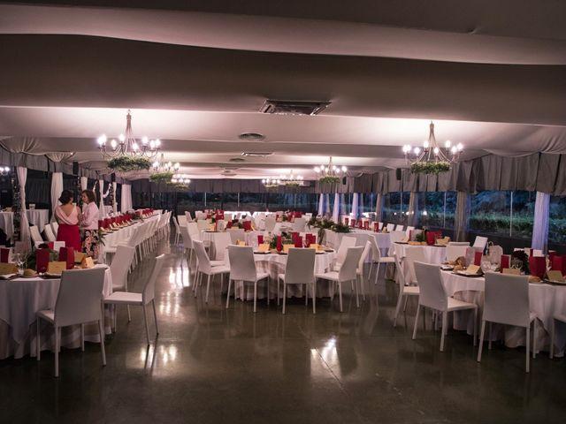 La boda de Gonzalo y Maitane en Calahorra De Boedo, Palencia 25