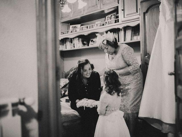 La boda de Mikel y Stella en Elizondo, Navarra 9