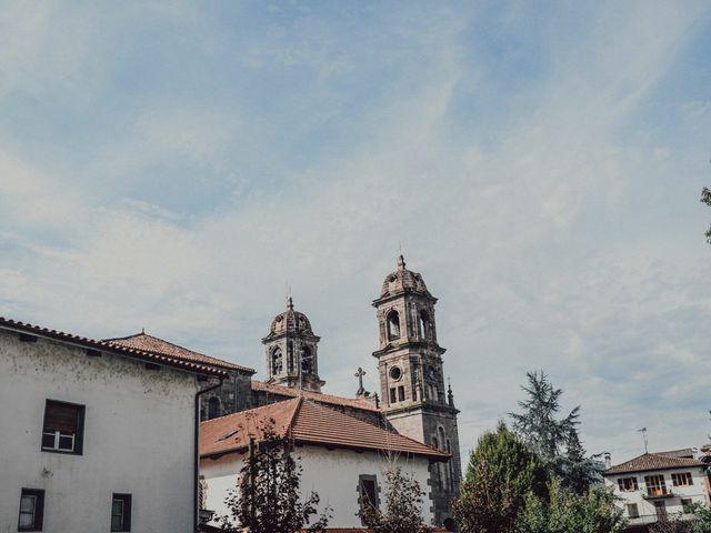 La boda de Mikel y Stella en Elizondo, Navarra 29