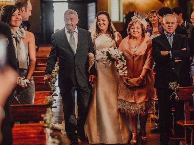 La boda de Mikel y Stella en Elizondo, Navarra 34