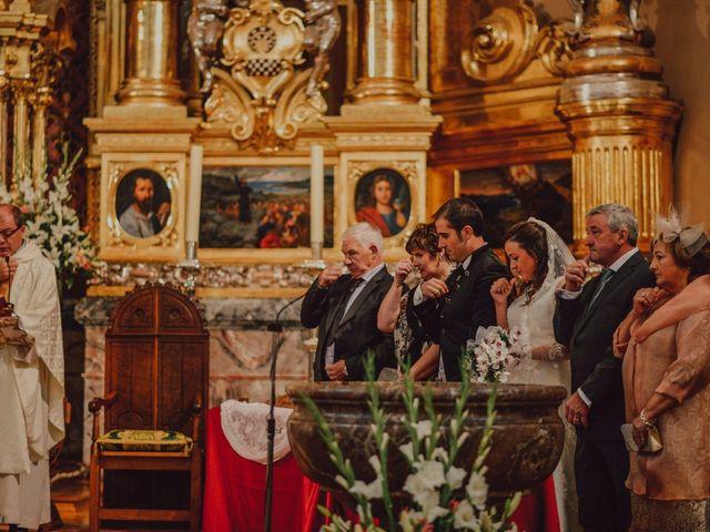 La boda de Mikel y Stella en Elizondo, Navarra 36
