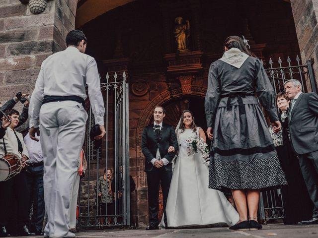 La boda de Mikel y Stella en Elizondo, Navarra 39