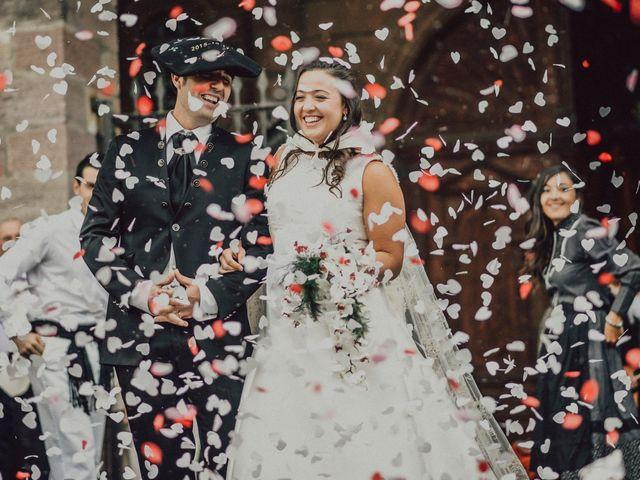 La boda de Mikel y Stella en Elizondo, Navarra 41