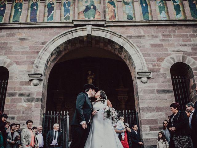 La boda de Mikel y Stella en Elizondo, Navarra 43
