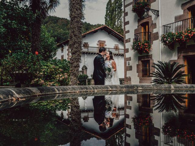 La boda de Mikel y Stella en Elizondo, Navarra 46