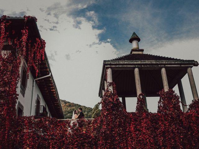 La boda de Mikel y Stella en Elizondo, Navarra 48