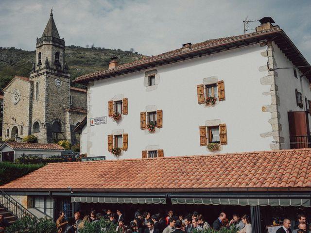 La boda de Mikel y Stella en Elizondo, Navarra 52