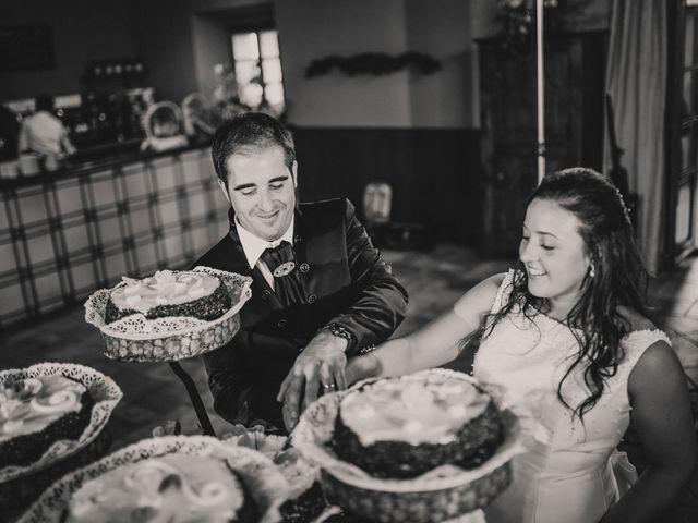 La boda de Mikel y Stella en Elizondo, Navarra 55