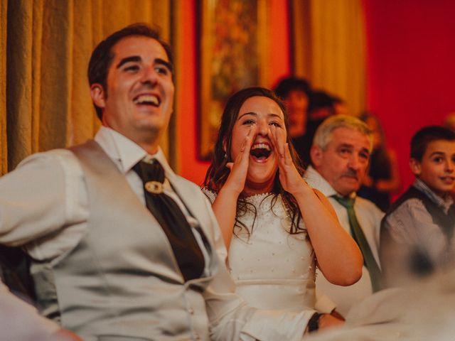 La boda de Mikel y Stella en Elizondo, Navarra 61