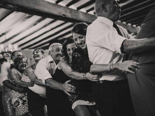 La boda de Mikel y Stella en Elizondo, Navarra 70