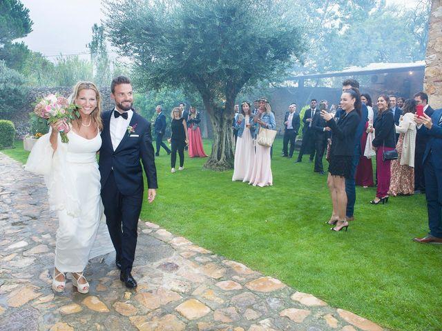 La boda de Daniel y Adriana en L' Escala, Girona 1