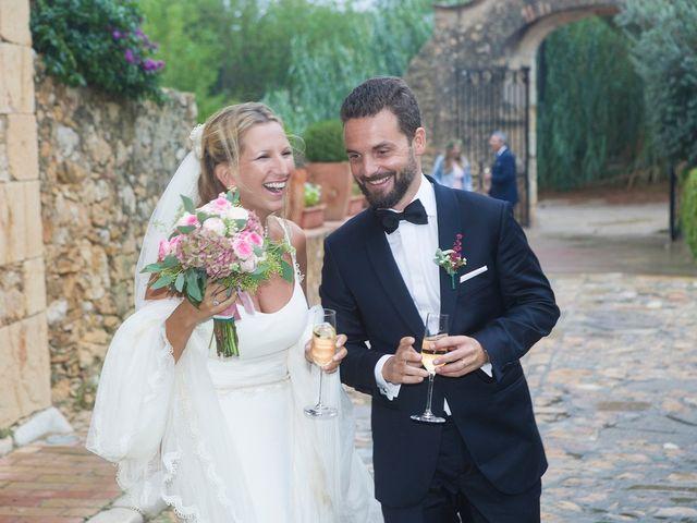 La boda de Daniel y Adriana en L' Escala, Girona 17
