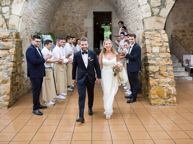 La boda de Daniel y Adriana en L' Escala, Girona 22
