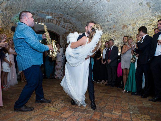 La boda de Daniel y Adriana en L' Escala, Girona 31