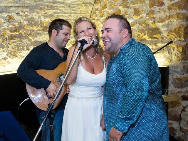 La boda de Daniel y Adriana en L' Escala, Girona 32