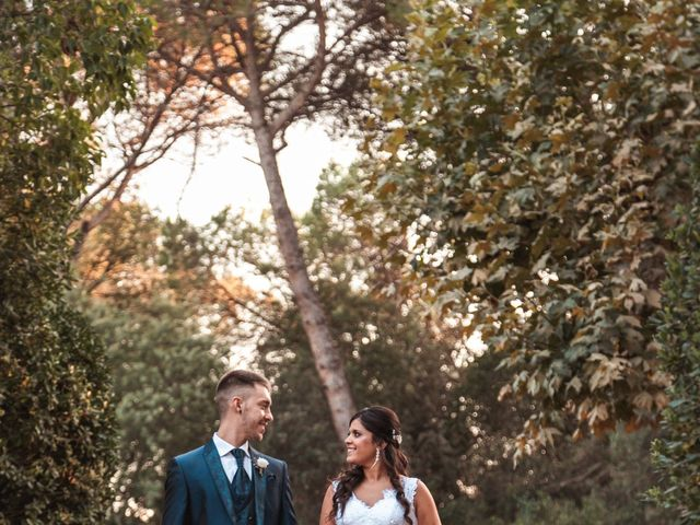 La boda de Arthur y Aitana en Riudellots De La Selva, Girona 8