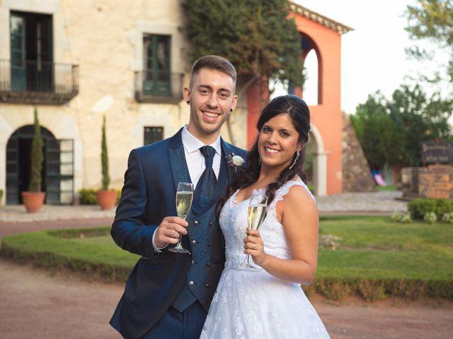 La boda de Arthur y Aitana en Riudellots De La Selva, Girona 2