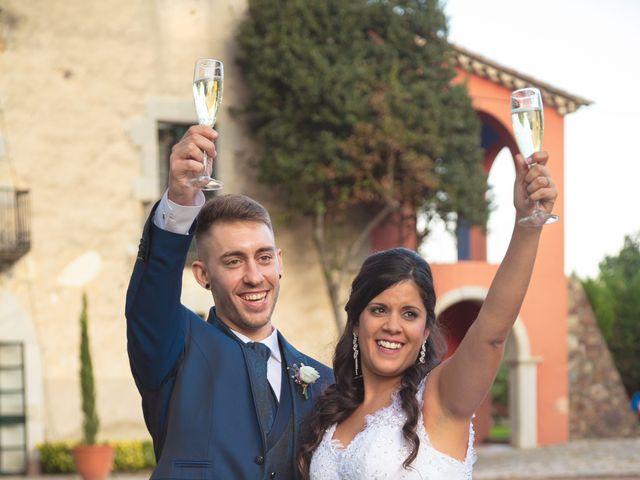 La boda de Arthur y Aitana en Riudellots De La Selva, Girona 9