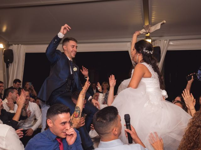 La boda de Arthur y Aitana en Riudellots De La Selva, Girona 13
