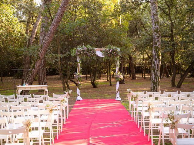 La boda de Arthur y Aitana en Riudellots De La Selva, Girona 18