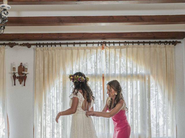 La boda de Juanjo y Majo en Riba-roja De Túria, Valencia 5