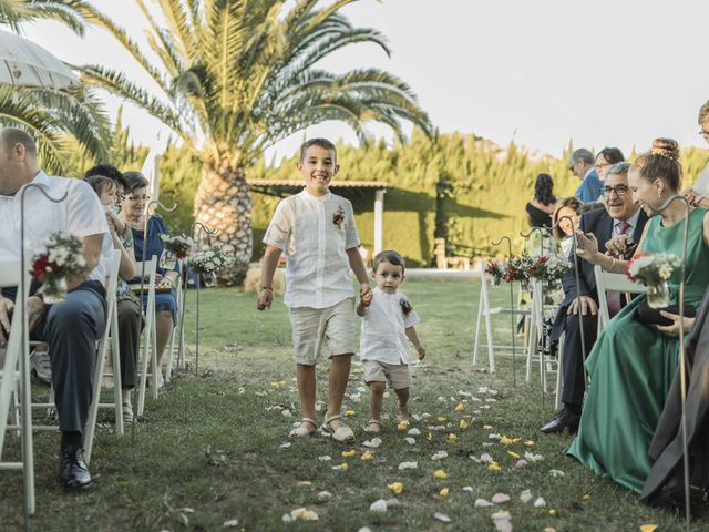 La boda de Juanjo y Majo en Riba-roja De Túria, Valencia 8