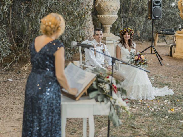 La boda de Juanjo y Majo en Riba-roja De Túria, Valencia 11