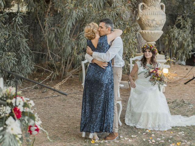 La boda de Juanjo y Majo en Riba-roja De Túria, Valencia 12