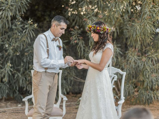 La boda de Juanjo y Majo en Riba-roja De Túria, Valencia 13