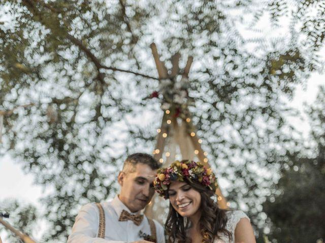 La boda de Juanjo y Majo en Riba-roja De Túria, Valencia 14
