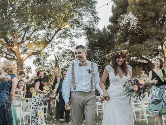 La boda de Juanjo y Majo en Riba-roja De Túria, Valencia 15