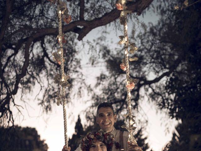 La boda de Juanjo y Majo en Riba-roja De Túria, Valencia 17
