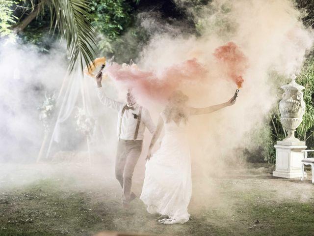 La boda de Juanjo y Majo en Riba-roja De Túria, Valencia 20