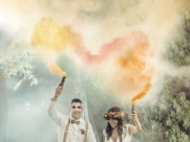 La boda de Juanjo y Majo en Riba-roja De Túria, Valencia 21