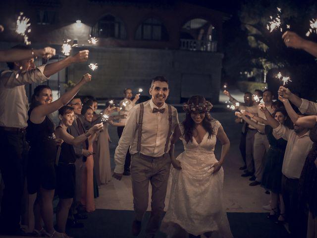 La boda de Juanjo y Majo en Riba-roja De Túria, Valencia 22