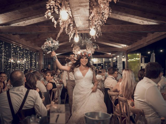 La boda de Juanjo y Majo en Riba-roja De Túria, Valencia 26