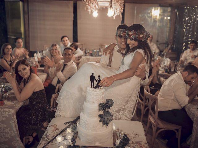 La boda de Juanjo y Majo en Riba-roja De Túria, Valencia 30