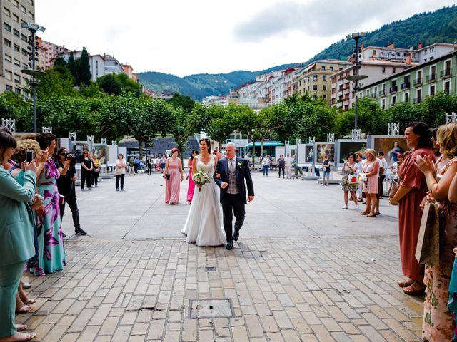 La boda de Ander y Lorena en Garay, Vizcaya 17